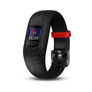 vivofit jr. 2 Spider-Man Black