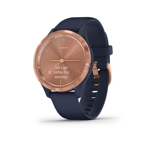 vívomove 3S Navy kék-rose gold