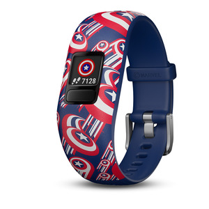 vivofit jr. 2 Captain America